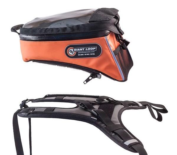 Diablo Tank Bag 2017 - bag harness