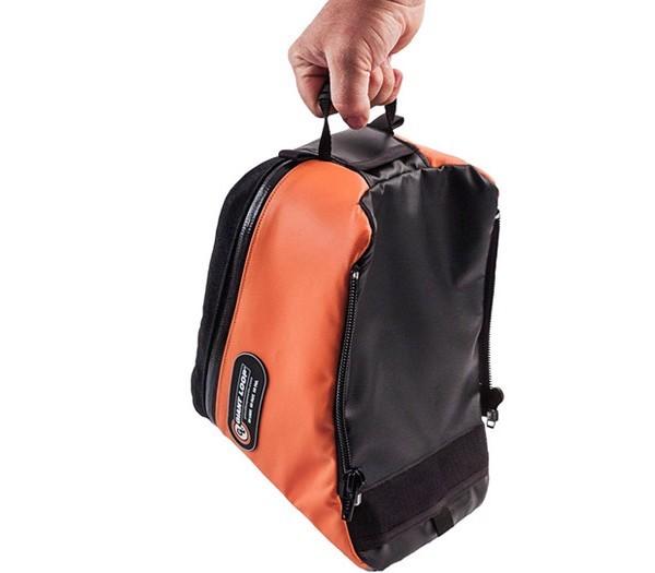 Fandango Tank Bag Pro - handle