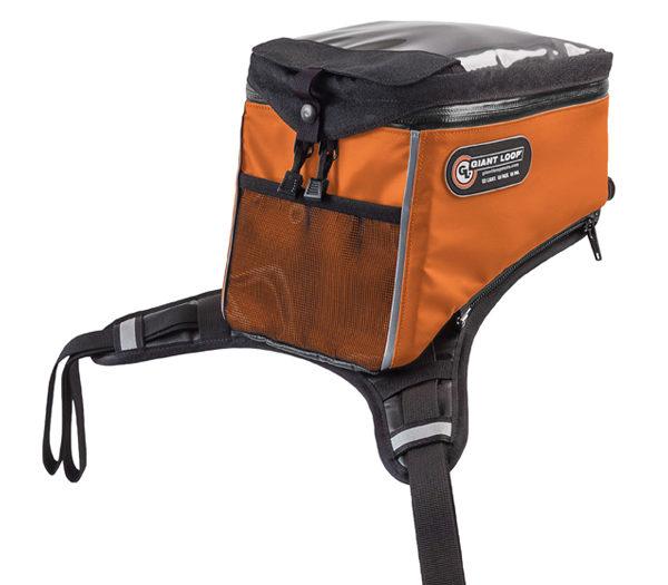 Fandango Tank Bag Pro - Orange