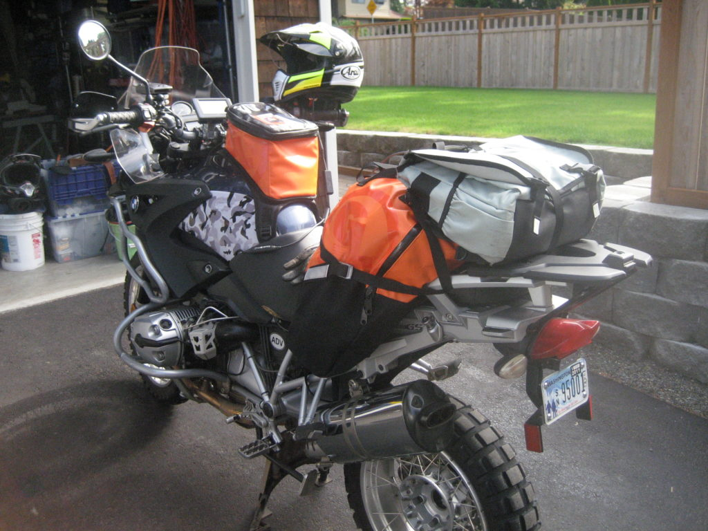 Fandango/Diablo installation on BMW 1200GS