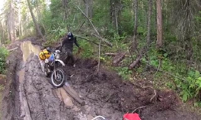 manu mud bike