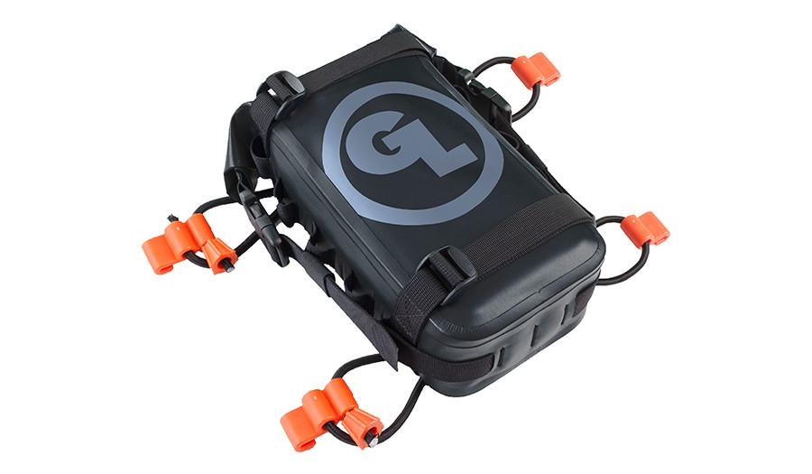 Giant Loop Fender Bag waterproof dirt bike dualsport fender bag for tubes, tools