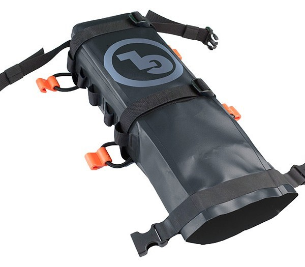 Giant Loop waterproof Fender Bag for dirt bikes and dual sport fenders