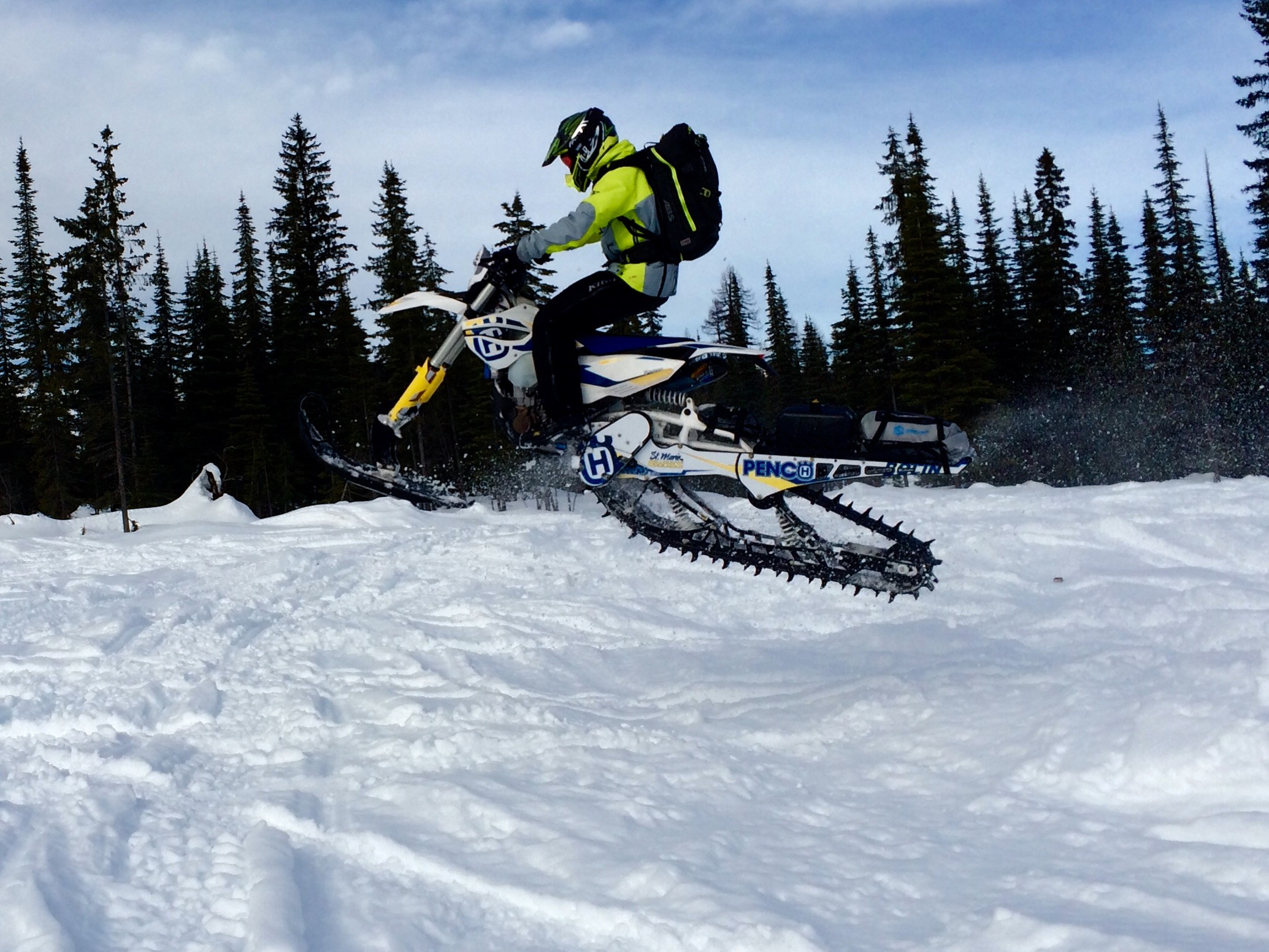 Giant Loop Snow Expands Comprehensive Snow Bike And Snowmobile