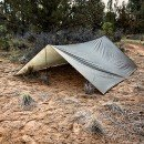 Giant Loop Shelter Tarp 100 setup