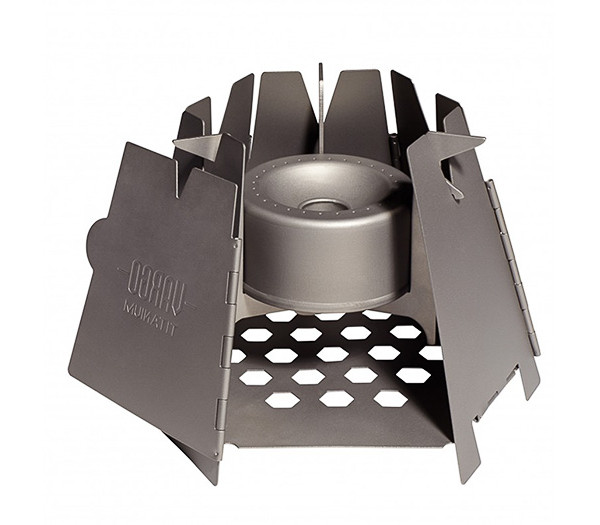 Converter Stove in Hexagon Wood Stove