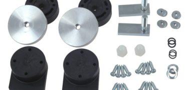 touratech pannier mounting kit 18mm