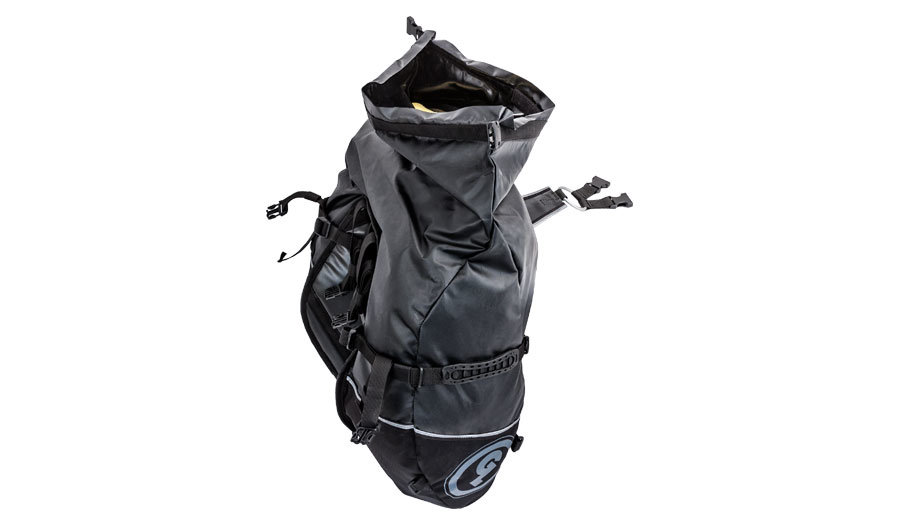 Coyote Saddlebag Roll Top