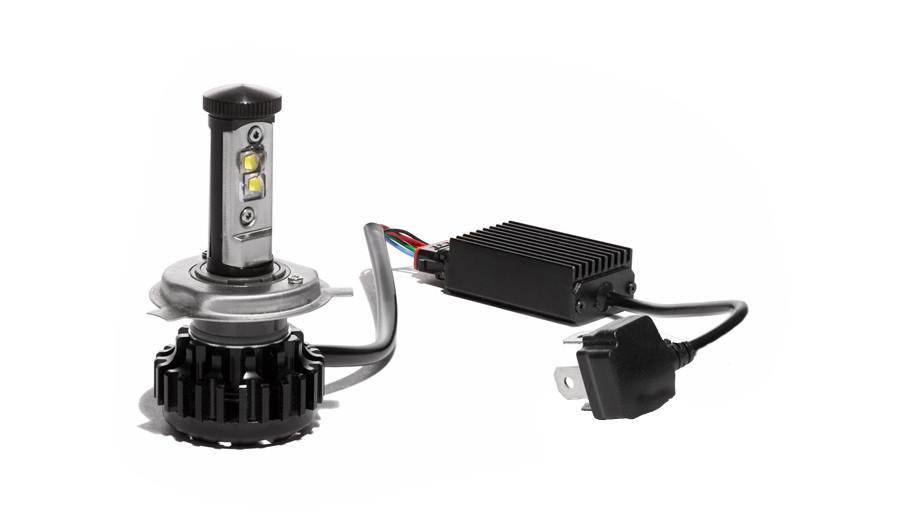 Cyclops 3800 Lumen H4 LED Headlight Bulb