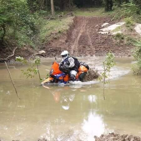 Giant Loop gear getting tested hard in Laos