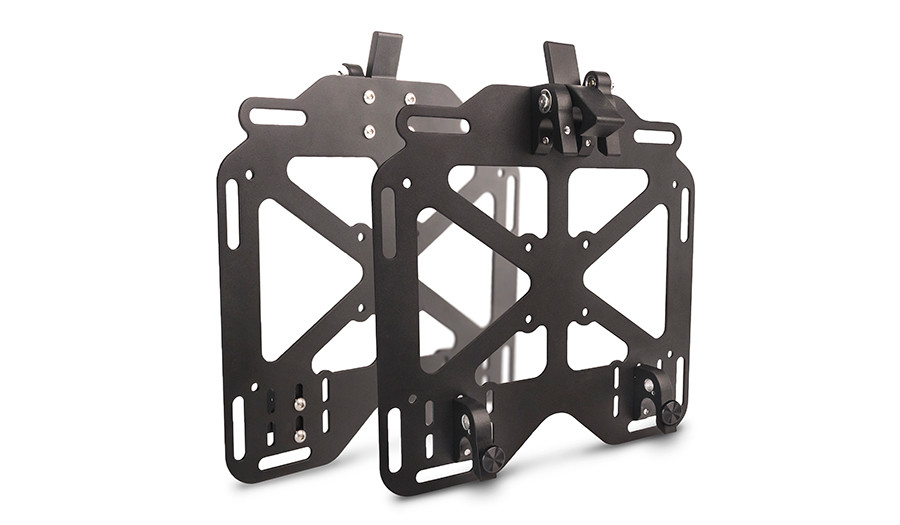 Giant Loop's GL Pannier Mount for motorcycle soft luggage and gear