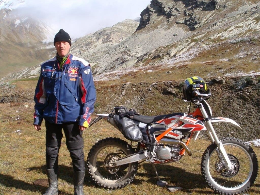 KTM Mojavi Saddlebag Austria