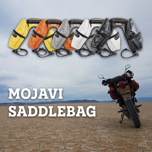 Mojavi Saddlebag