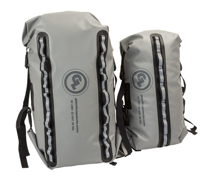 Rogue Dry Bag and Tillamook Dry Bag