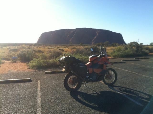 Giant Loop Siskiyou Panniers in Australia