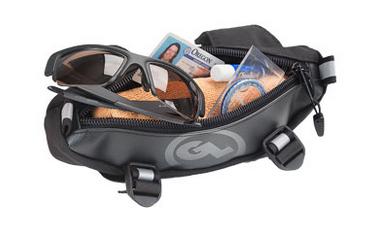 Zigzag Handlebar Bag - $49