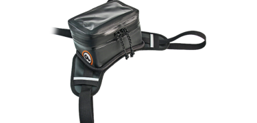 Buckin Roll Tank Bag-Black-Solo-web