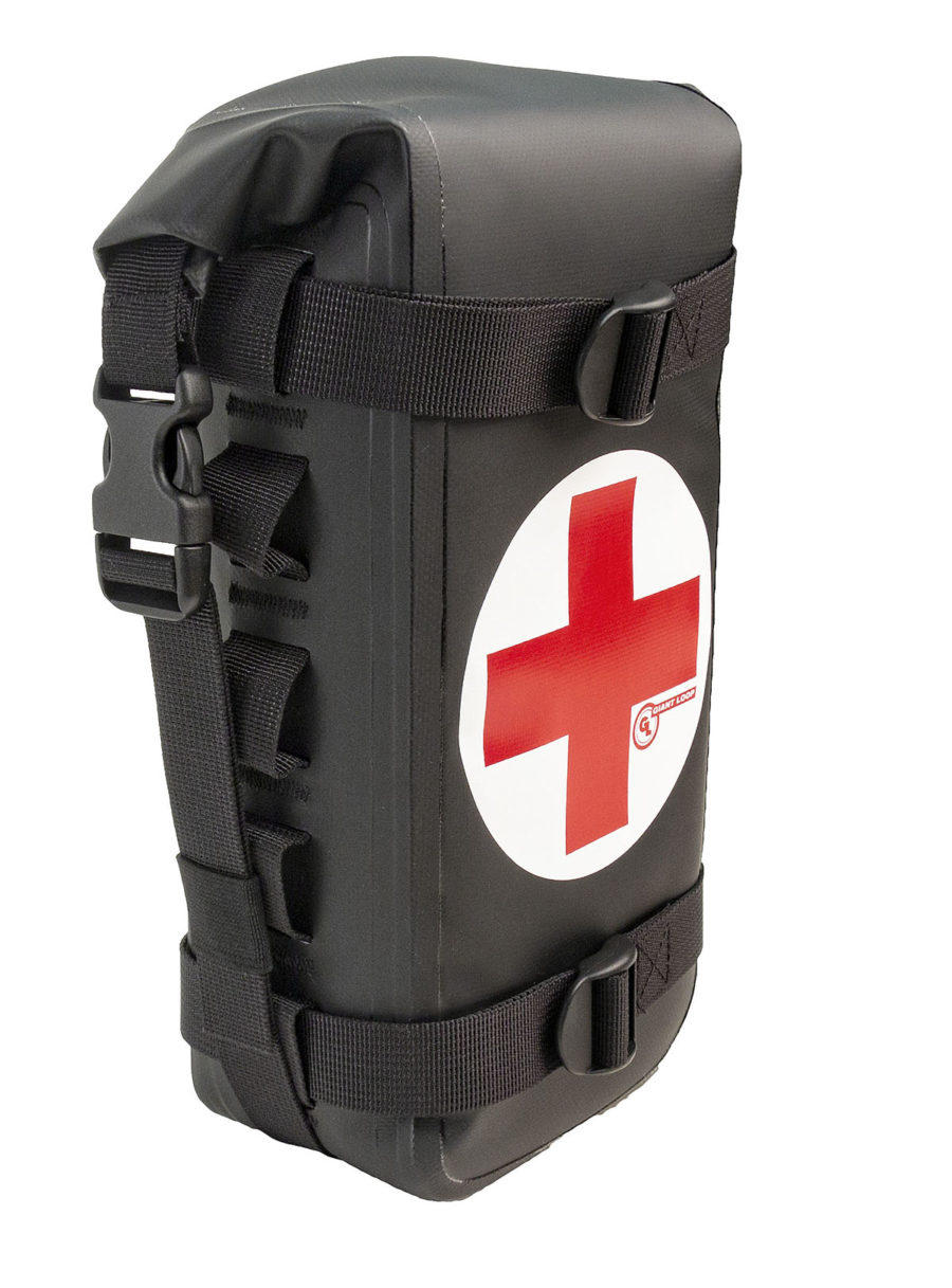 First Aid Possibles Pouch waterproof pocket roll top