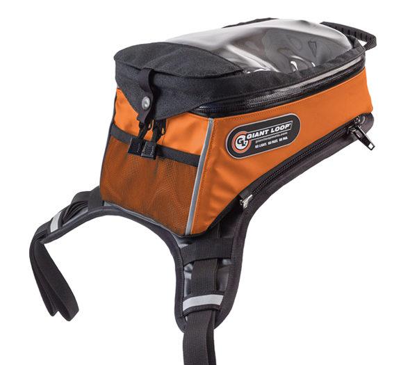 Diablo Tank Bag Pro - orange