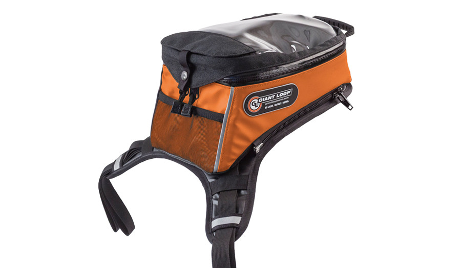 Diablo Tank Bag Pro - orange
