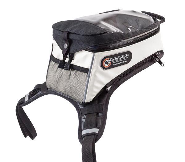 Diablo Tank Bag Pro - White