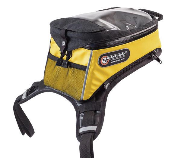 Diablo Tank Bag Pro - Yellow