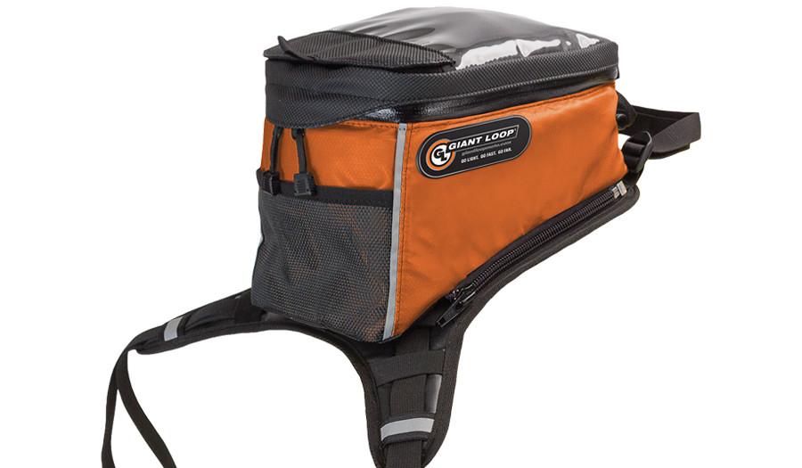 Fandango Pro Tank Bag in Orange