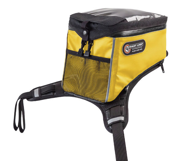 Fandango Tank Bag Pro - yellow