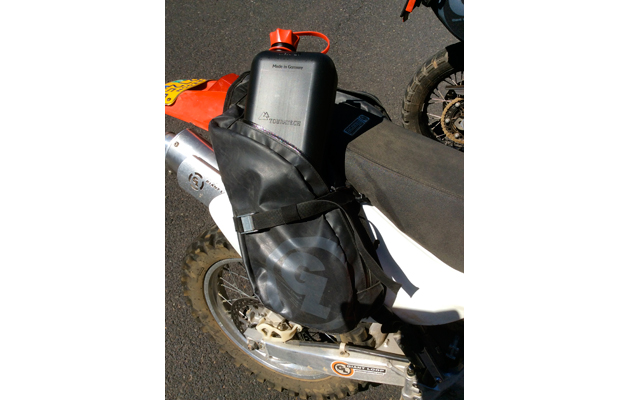 Touratech 2 Liter Spare Fuel Canister
