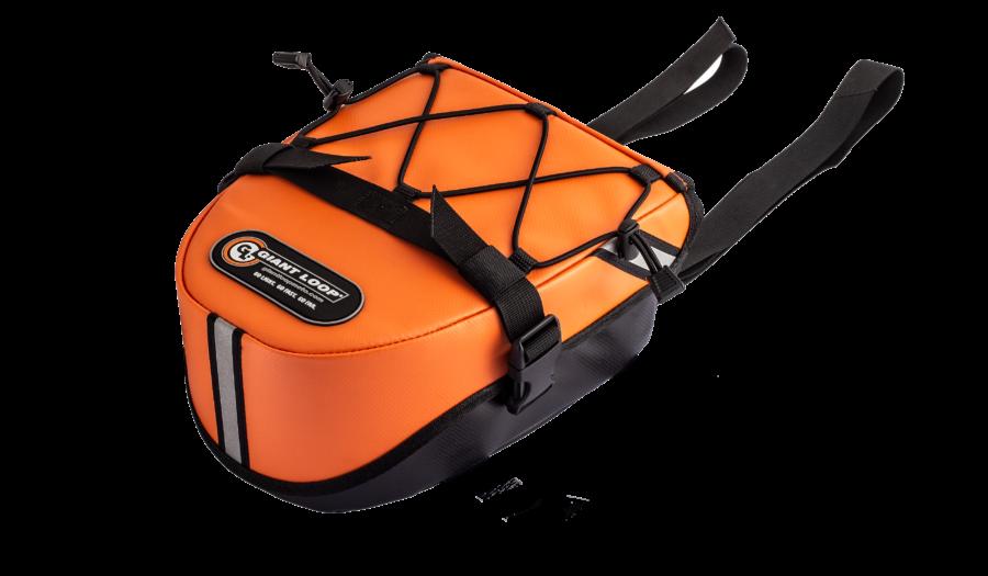 Klamath Tail Rack Pack orange