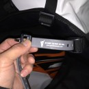 Pronghorns Straps quick release solution for securing motorcycle soft luggage