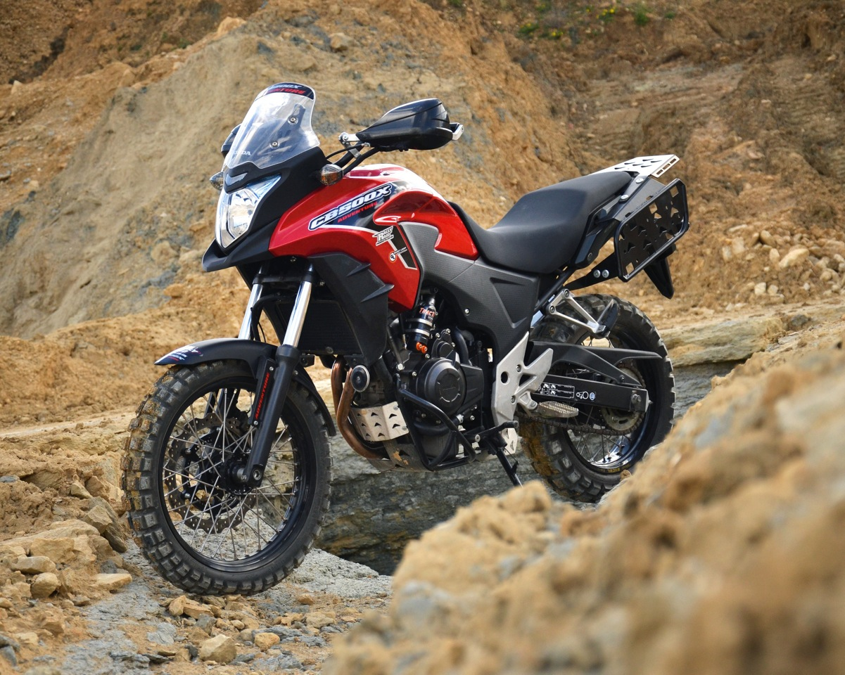 reserve your rally raid products honda cb500x adventure kit giant loop. Black Bedroom Furniture Sets. Home Design Ideas