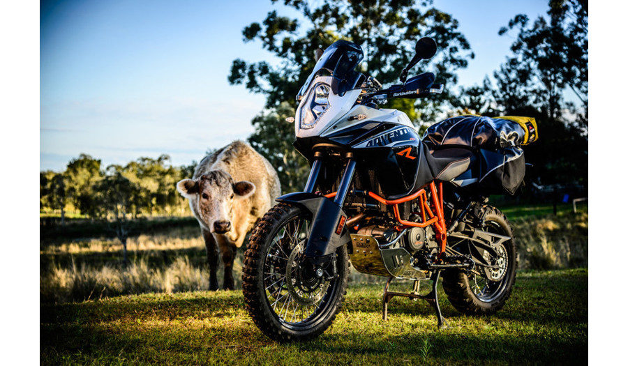 KTM 1190 Great Basin Saddlebag