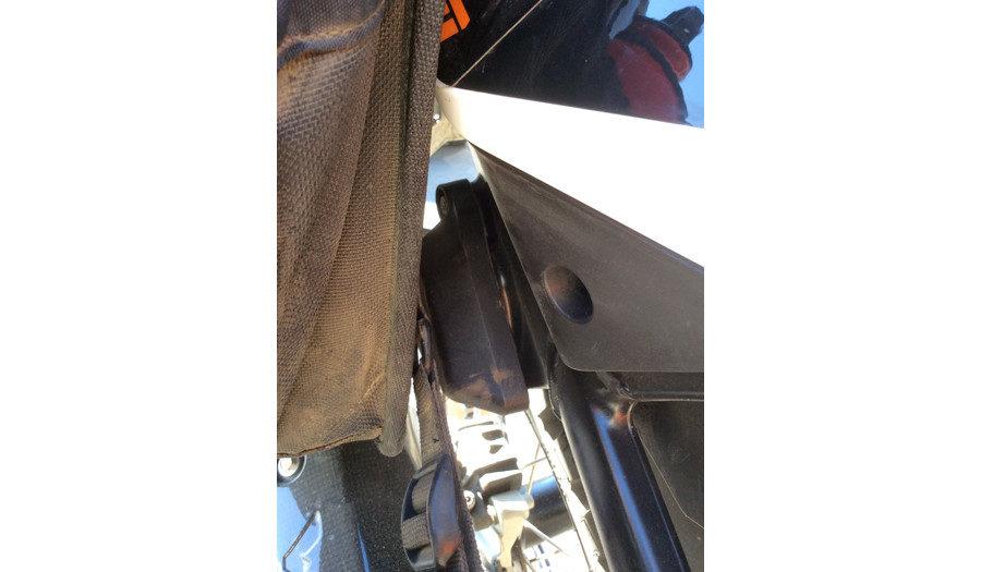 KTM 1190 Siskiyou Panniers luggage mount