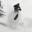 Kootenay Pocket snow bike fender bag tools