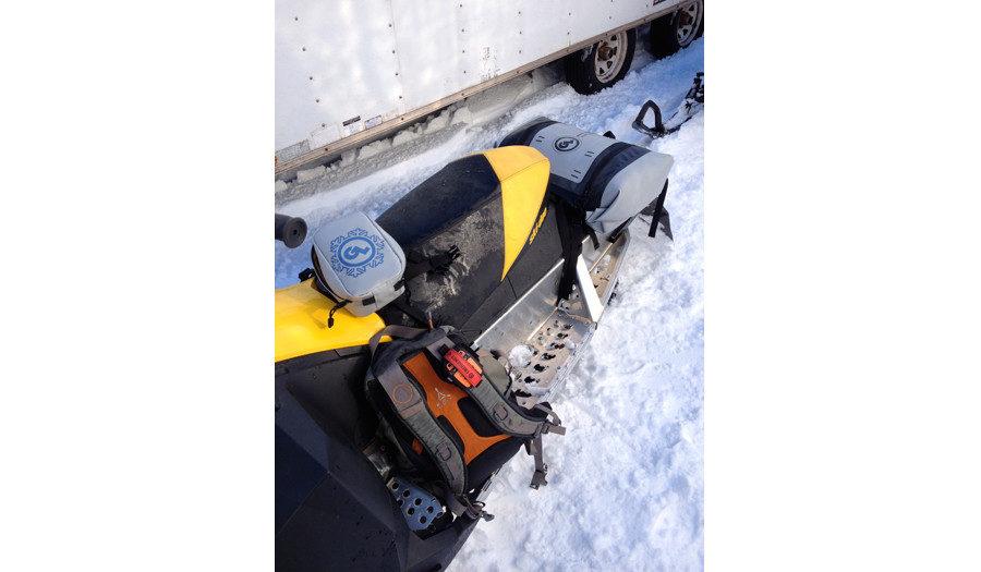 Giant Loop snowmobile gear