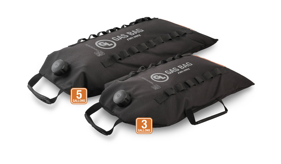 Fuel Safe 3 and 5 gallon gas bags