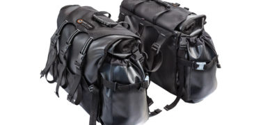 Motorcycle Soft Luggage Pannier Systems
