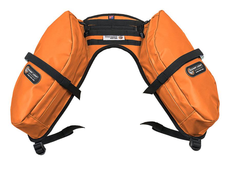 MoJavi Saddlebag in orange by Giant Loop
