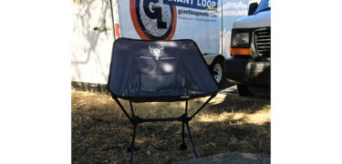 motorcycle camping chair giant loop travel chair joey chair