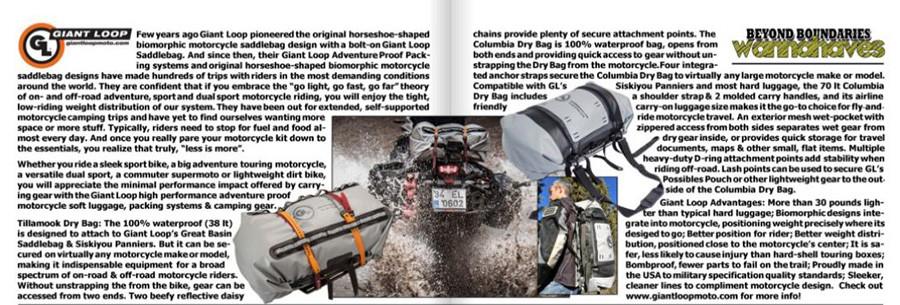 Giant Loop Beyond Boundaries Magazine