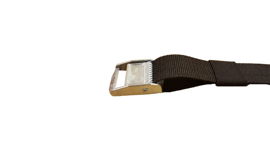 1 inch webbing with zinc cam buckle