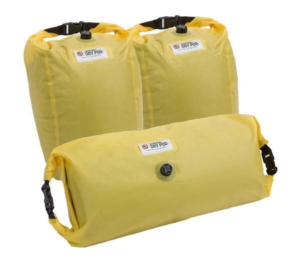 Saddlebag Dry Pods for Great Basin Saddlebag and Coyote Saddlebag