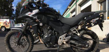 Rally Raid Honda CB500X Adventure