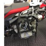 BMW F800GS Adventure with Giant Loop's MotoTrekk Panniers