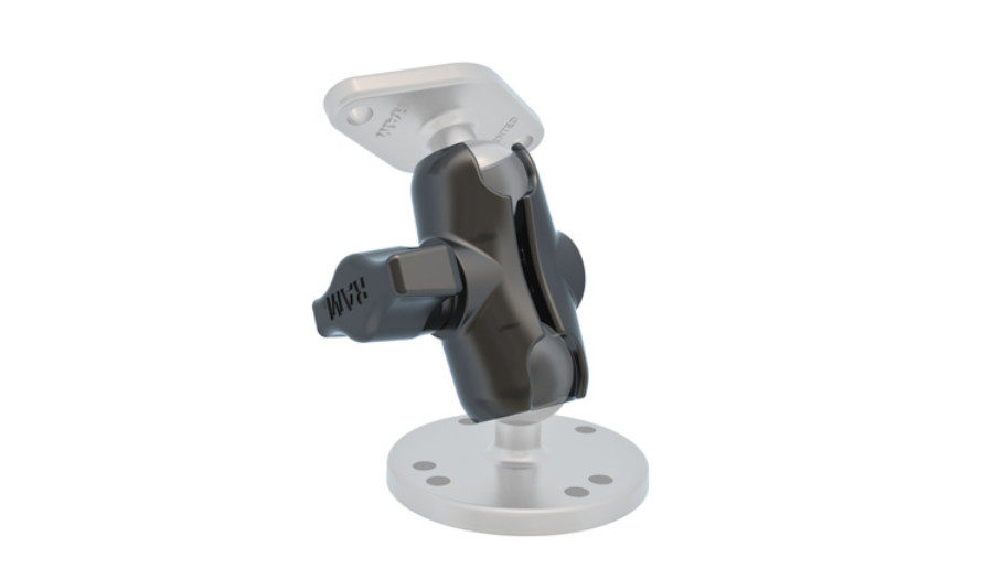 "2 inch RAM Mounts Double Socket Arm for B Size 1"" Balls"