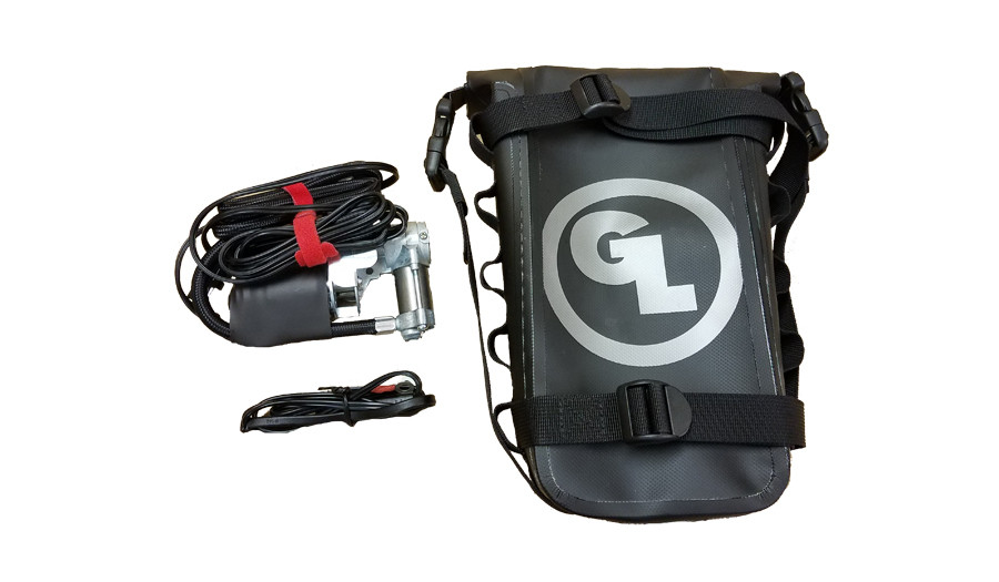 Motopressor Pocket Pump with the GL Possibles Pouch