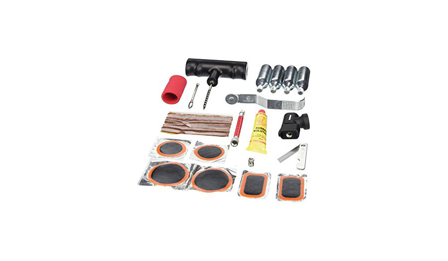 Bikemaster Tire and Tube flat repair kit