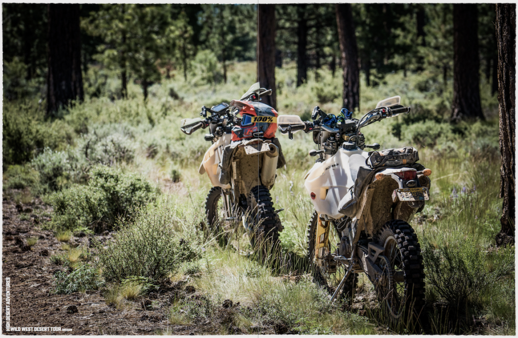 Central Oregon off road with High Desert Adventures