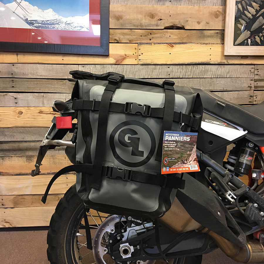 GL Pannier Mounts